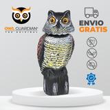 Buho Anti Aves Palomas Deco Plagas  ( Envio Gratis )