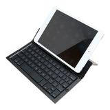 Teclado Bluetooth Recargable iPad, Tablet, iPhone /tecnomc