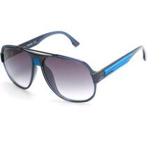 f7fb6ffd61 Compra Diesel Denim Wayfarer Gafas De Sol En Azul Denim Dl N 52 en a ...