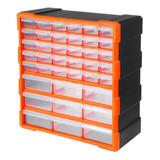 Caja Organizadora Plastica 39 Compartimentos Transparentes