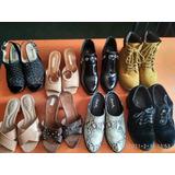 Lote De Zapatos Mujer N° 35