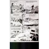 Dibujos Originales De Lidia Jeria Para Revista Zorro