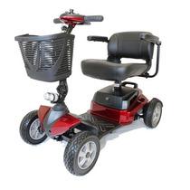 Silla De Ruedas, Scooter Electrico ,amortiguación