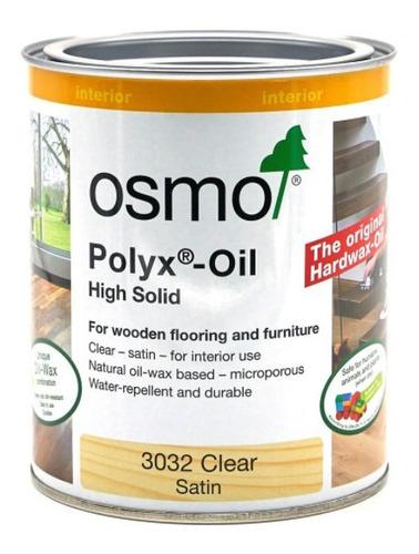Aceite Osmo 3032 Polixoil Protector De Madera Y Resina