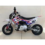 Moto Cross 50cc  4 Tiempos Marca Bosuer