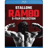 Rambo Bluray Coleccion 1982-2019 Latino
