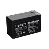 Bateria 12v 7am Ub1270