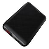 Batería Externa 10.000 Mah Mini S M25p - Pd - Usb C - iPhone