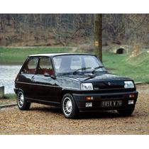 Libro De Taller Renault Super 5 1985-1996 Envio Gratis