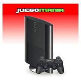 Consola Ps3 - 2 Mandos - Hdd 250gb - 24 Juegos