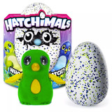 Juguete Interativo Hatchimals 23cm Pajaro Sorpresa Inteligen