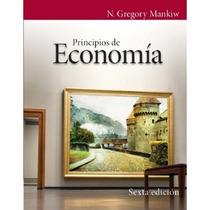 Principios De Economia N. Gregory Mankiw