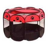 Corral Para Mascota Perro Gato Hurón Talla S