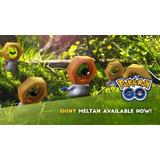 Caja Meltan - Pokemon Go
