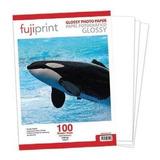 Papel Glossy 120 Gramos Formato A4 100 Hojas  Revogames