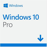 Licencia Windows 10 Pro 1 Pc Original