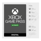 Xbox Game Pass Ultimate  14 Dias  -  Live Gold Y Game Pass