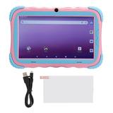7in Kid Tablet Quad Core 1g+16g Wifi Doble Cámara Niños Ed