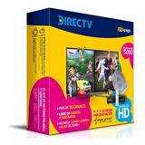 Kit Prepago Directv Hd Tv Satelital