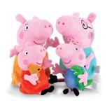 Envío Gratis!! Peppa Pig Y Familia (4 Integrantes)