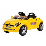 Auto Electrico 1,20mt Gran Cooper Bateria C/remoto Mp3 Amari