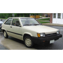 Libro De Taller Toyota Tercel, 1980-1987, Envio Gratis
