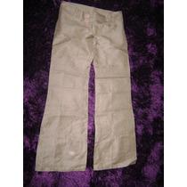 Bellos Pantalones De Tela Impecables T S O 38