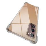 Carcasa Samsung S20 Fe Silicona Transparente