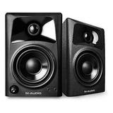Parlantes M-audio Av32 De 10w Compactos Para Monitores