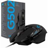 Logitech G502 Hero - Ratón Para Juegos (alto Rendimiento)