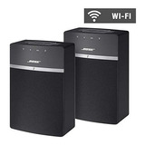 Altavoces Bose Soundtouch 10 Wi-fi 2-pack - Negro