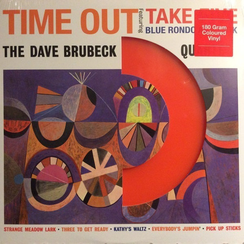 The Dave Brubeck Quartet - Time Out Vinilo Nuevo Obivinilos