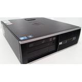 Venta Pc Hp Compaq Intel Core I5  8100 Elite  3 Gen.  Remate