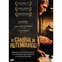 Animeantof: Dvd El Canibal De Rotemburgo- Rohtenburg- Horror
