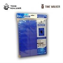 Hojas Timewalker Coleccionadoras 9 Espacios Azul
