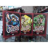 Mangas Jojo's Bizarre Adventure Phantom Blood Envio Gratis