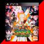 Naruto Shippuden: Ultimate Ninja Storm Revolution Ps3 * segunda mano  Iquique