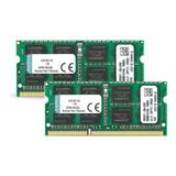 Kit Memorias Ddr3 16gb (2x8gb) 1600mhz Notebook Macbook Pro