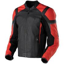 Chaquetas Moto -protecciones 100% Cuero Excelente Calidad.