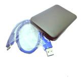 Cofre Case Usb 3.0 Externo Disco Duro Notebook 2.5 Sata