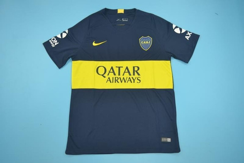 5c753d2dff Camiseta Fútbol Boca Juniors Nueva 2018 2019 De Local