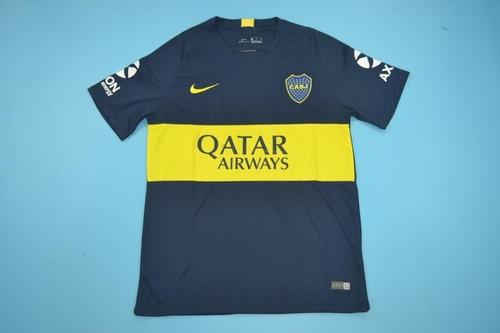 Camiseta Fútbol Boca Juniors Nueva 2018 2019 De Local 8396e3393be49