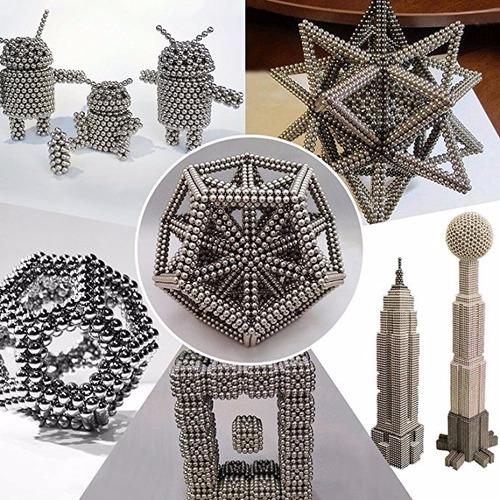 Cubo Magnetico 1000 Imanes Neodimio Neosphere 3mm