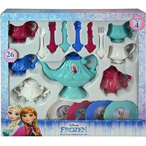 Juego De Té Disney Vajillas Congeladas De 26 Piezas
