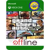 Grand Theft Auto V - Gta V 5 | Xbox One Offline | Chile Mk