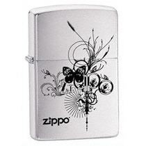 Encendedor Zippo 24800 Butterfly Mariposa - Garantia