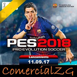 Pes 2018 Ps3 Pro Evolution Soccer 2018 Pes 18 Ps3 Oferta!!