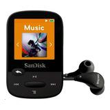 Mp3 Sandisk Sansa Sport (8 Gb) Digital Media Player