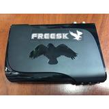 Freesk Max Hd/ Decodificador Satelital Fta Acm Freesky