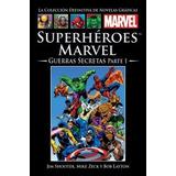 Marvel Salvat Vol.26-superhéroes Marvel: Guerras Secretas P1